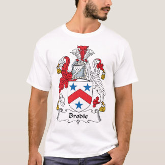 Brodie Family Crest T-Shirt