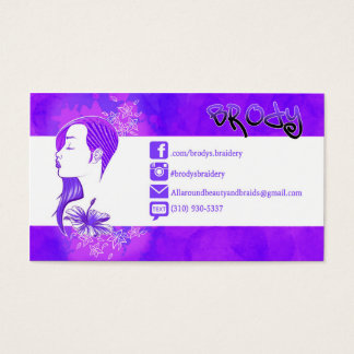 Brody Business Card