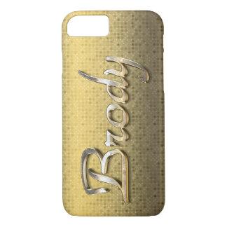 """Brody"" Custom iPhone 7 Case"