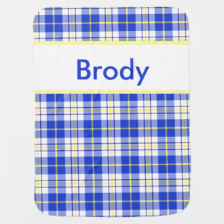 Brody's Personalized Blanket