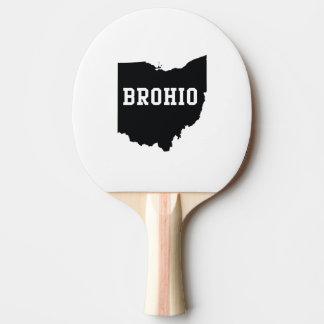 Brohio Ping Pong Paddle
