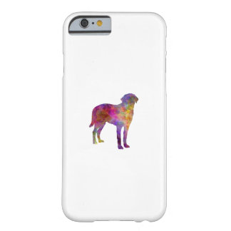 Broholmer in watercolor barely there iPhone 6 case