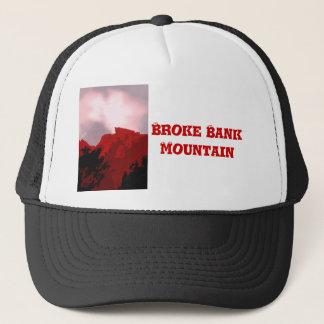 BROKE BANK MOUNTAIN TRUCKER HAT