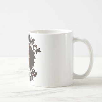 Broke Black Bougie White 11 oz Classic Mug