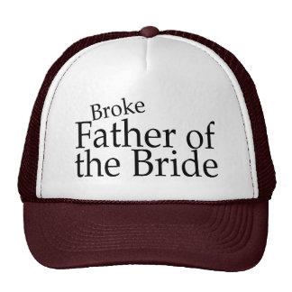 Broke Father of the Bride 2 Cap