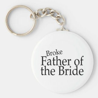 Broke Father of the Bride 2 Key Ring