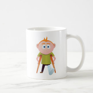 Broke Leg Coffee Mug