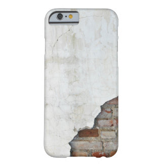 Broken brick wall barely there iPhone 6 case