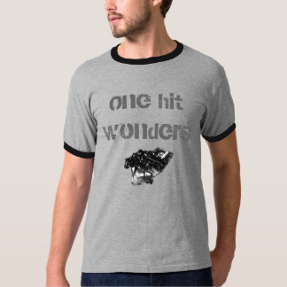 Broken Casette Tape, One Hit Wonders T-Shirt