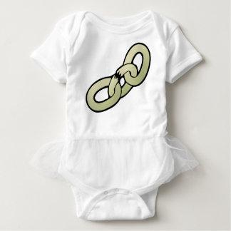 Broken Chain Baby Bodysuit