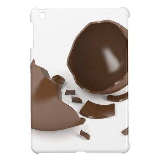 Broken chocolate egg iPad mini case