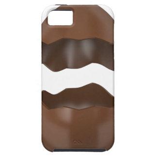 Broken chocolate egg iPhone 5 case