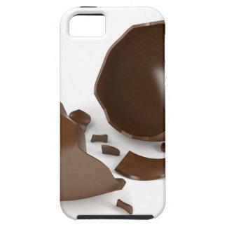 Broken chocolate egg tough iPhone 5 case