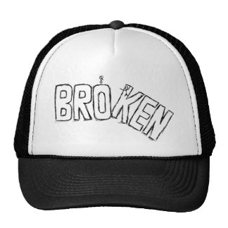 Broken Connection Hats