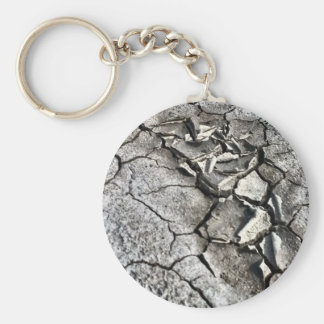 Broken Earth Key Ring