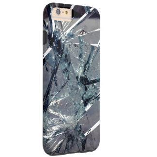 Broken Glass Tough iPhone 6 Plus Case