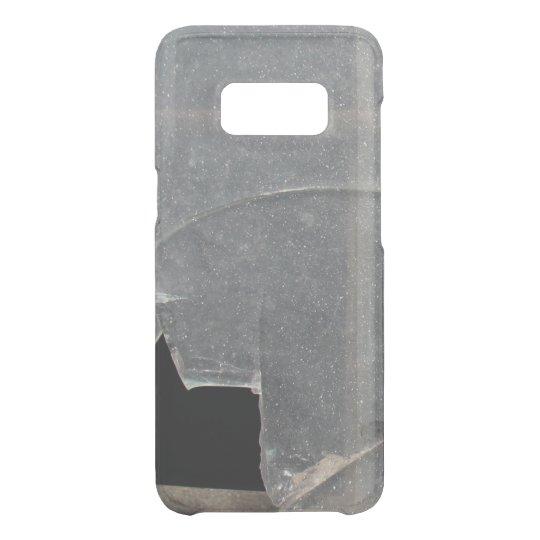 Broken Glass Window With Metal Bar Uncommon Samsung Galaxy S8 Case