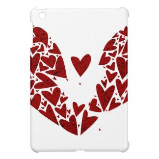 Broken Heart Attack iPad Mini Cover