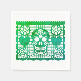 Broken Heart DOD Party Paper Napkins