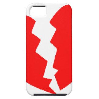 Broken Heart iPhone 5 Cover