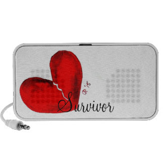 Broken Heart Portable Speaker