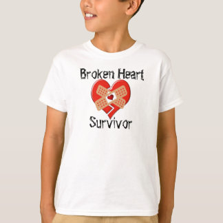 Broken Heart Survivor Shirt