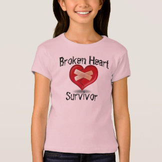 Broken Heart Survivor T-Shirt