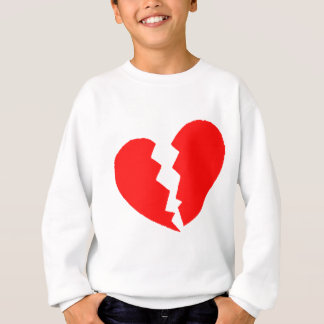 Broken Heart Sweatshirt