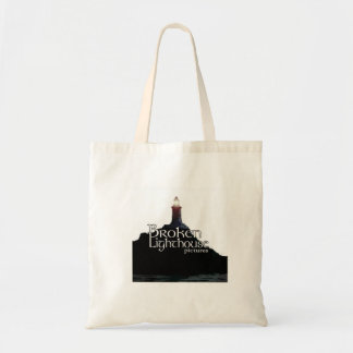 Broken Lighthouse Pictures Tote Bag