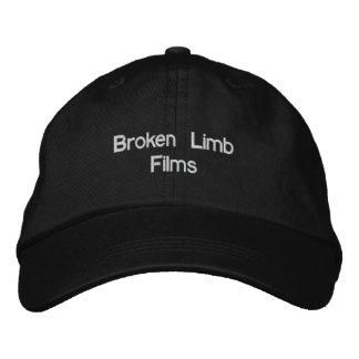 Broken Limb Films Hat Baseball Cap