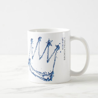 Broken Prince double-sided mug