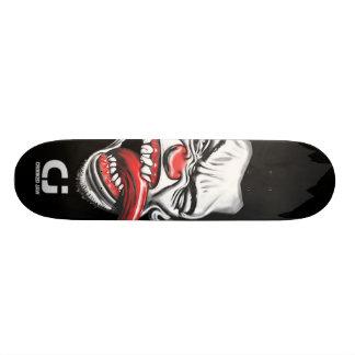 Broken Skate Board