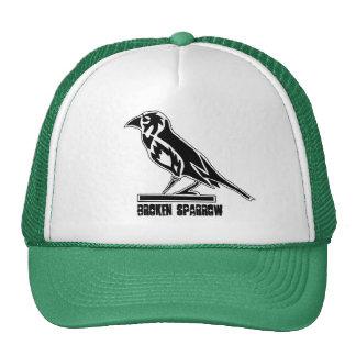 BROKEN SPARROW TRUCKER CAP