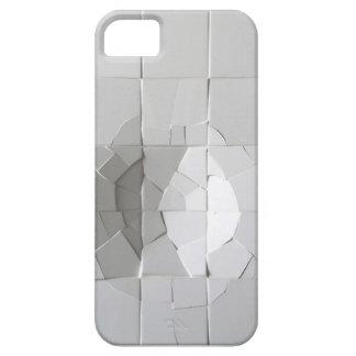broken tiles i phone case