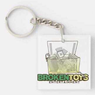 Broken Toys Key chain