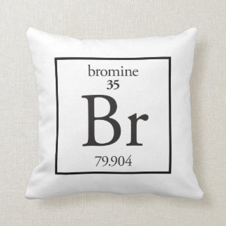 Bromine Cushion
