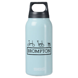 Brompton Hot & Cold Bottle (0.3L), Teal