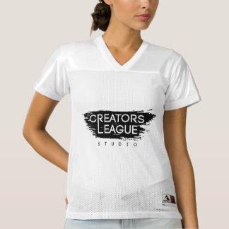 'Bron Creators'  Football Jersey