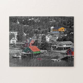 Bronnoysund - Norway Jigsaw Puzzle