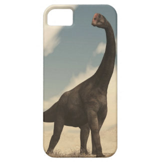 Brontomerus dinosaurs in the desert - 3D render Case For The iPhone 5