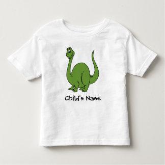 Brontosaurus Apatosaurus Dinosaur Kids Tshirt