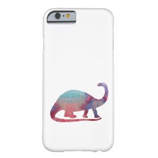 Brontosaurus Art Barely There iPhone 6 Case