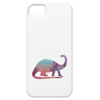 Brontosaurus Art iPhone 5 Covers