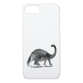 Brontosaurus Art iPhone 8/7 Case