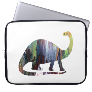 Brontosaurus Art Laptop Sleeve