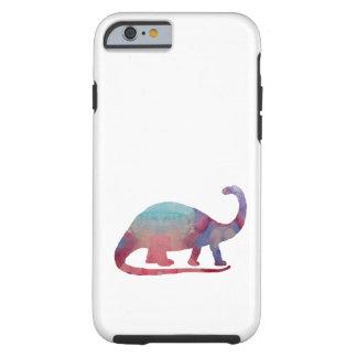 Brontosaurus Art Tough iPhone 6 Case