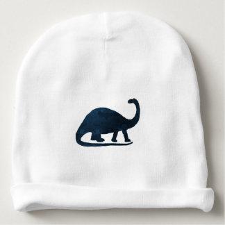 Brontosaurus Baby Beanie