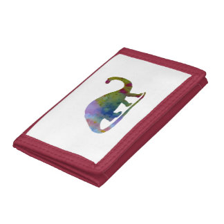 Brontosaurus Trifold Wallets