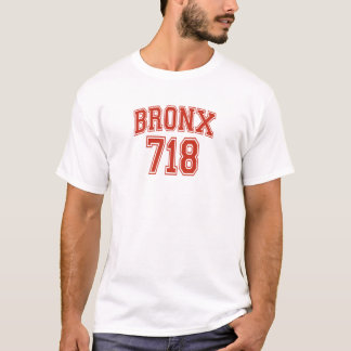 Bronx 718 EDUN LIVE Genesis Unisex Standard Crew T-Shirt