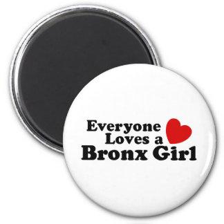 Bronx Girl Magnet